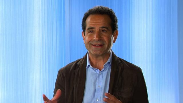 We Are Men: Character Profile - Tony Shalhoub