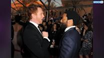 Jennifer Lawrence Freaks Out As She Meets Crush Damian Lewis