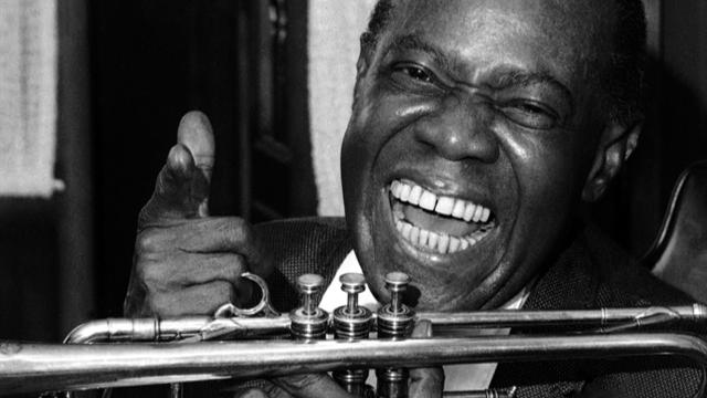 Newly recovered Louis Armstrong recording