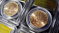 N. California couple strike $10M gold-coin bonanza