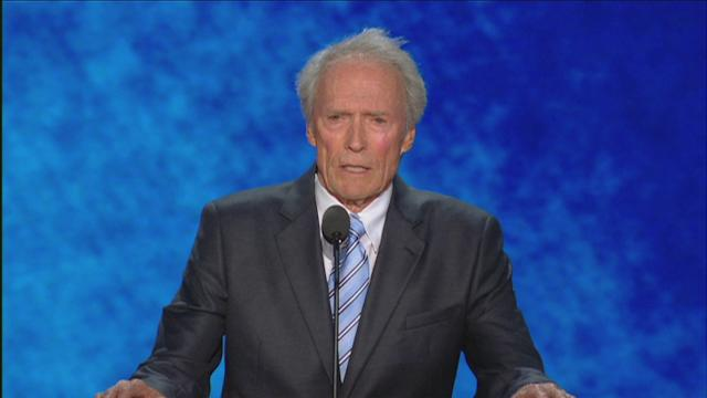 Clint's good, bad and ugly turn at Romney show