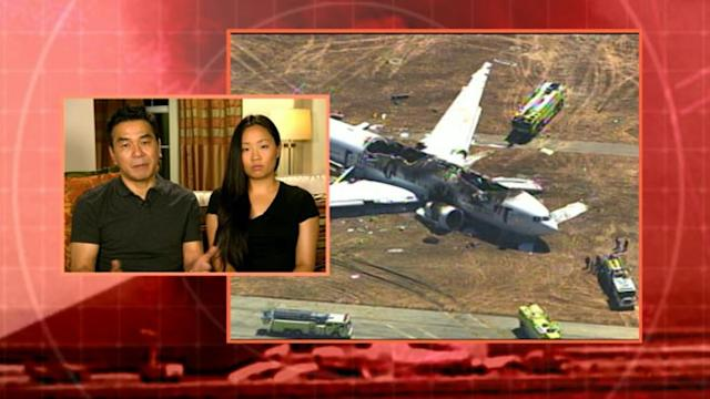 Asiana Flight 214 Crash Firsthand Accounts