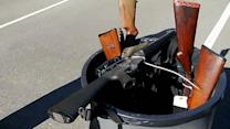 Marin holds another gun buyback, even without cash
