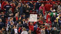 Red sox fans on why they're better than Cardinal fans