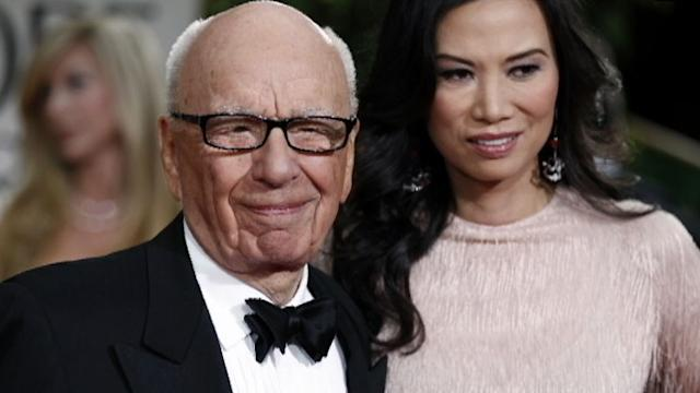 Murdoch, Wife Reach Divorce Settlement
