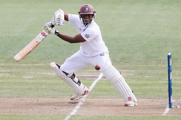 Shivnarine Chanderpaul was unorthodox but effective