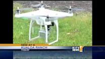Unmanned drones could revolutionize farming industry