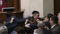 Fistfight Erupts in Ukraine Parliament