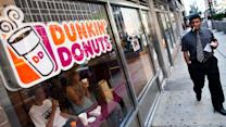 Dunkin' Brands Dives After Lowering Sales Guidance