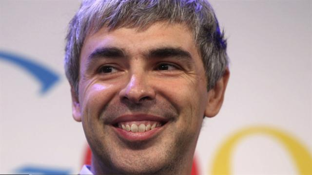 Google CEO says health condition won't affect his work