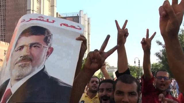 Egypt: Death toll tops 600 after crackdown on Morsi supporters