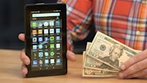 Surprise: Amazon's $50 Tablet Isn't Terrible