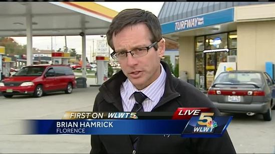 Suspect arrested in attack of a Florence gas station clerk