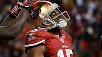 Michael Crabtree Reacts to the 49ers' Big Win