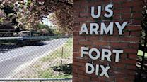 Fort Dix bus crash leaves 14 injured