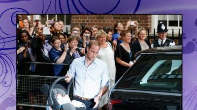 Prince William Describes Joys of Parenthood