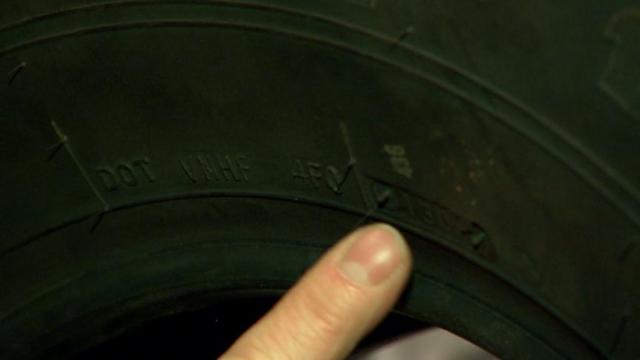 How to Check the Age of Your Tires