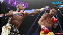 Mayweather Throws Major Shade at Pacquiao