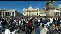 Vatican To Canonize Two Popes Sunday