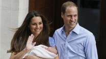 ShowBiz Minute: Royal Baby, Underwood, Combs