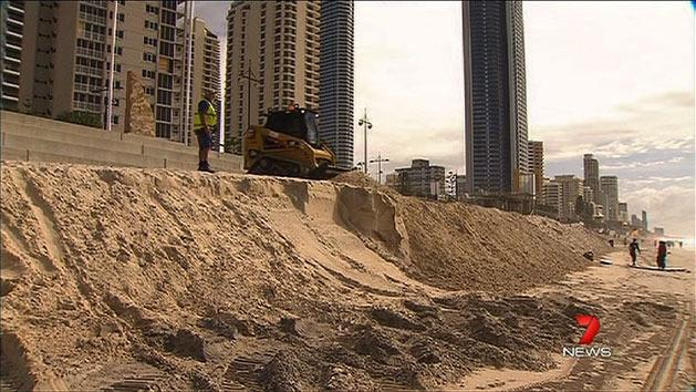Erosion 'to be fixed by year's end'
