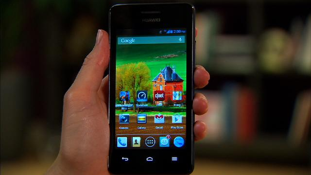 Huawei Valiant is $80 no-contract Android