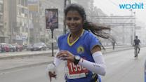 Egyptians Take To The Chaotic Streets Of Cairo In Running Clubs