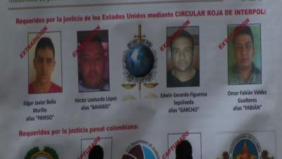 Colombia Arrests 4 Men Over DEA Agent Slaying
