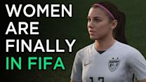 All the Details on Female Players in FIFA 16
