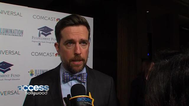 Ed Helms Talks Working With Chris Meledandri And His New NBC Animated Comedy