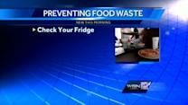 Help prevent food waste