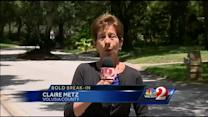 Homeowner, officers hope surveillance leads to burglar's arrest