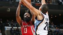 Rockets vs. Grizzlies