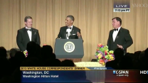 10 Funniest White House Correspondents' Dinner Moments