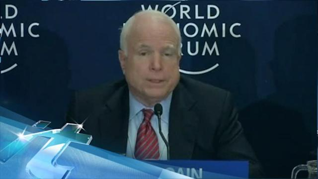Breaking News Headlines: McCain Travels to Syria to Meet With Anti-Assad Forces Forces