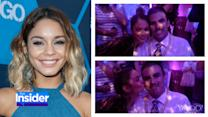 Vanessa Hudgens Surprises a 17-Year-Old With Cancer at Prom