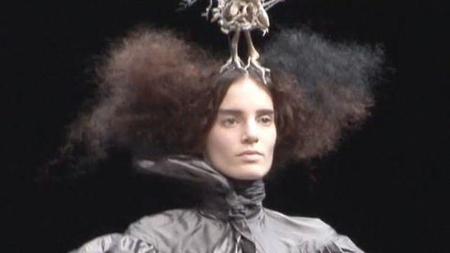 Style.com Fashion Shows - Alexander McQueen: Fall 2008 Ready-to-Wear