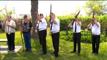 Minnesota Rifle Squad Members To Be Obama's Guests
