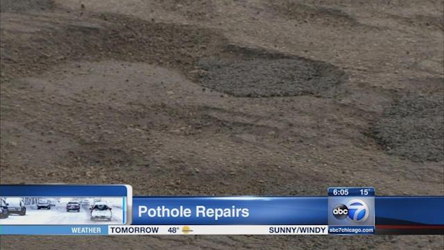 Mayor to expand repaving initiative for potholes