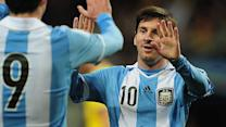 Argentina's early advantage in World Cup