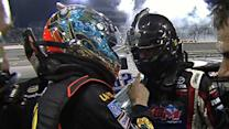 Dillon, Jones talk post race