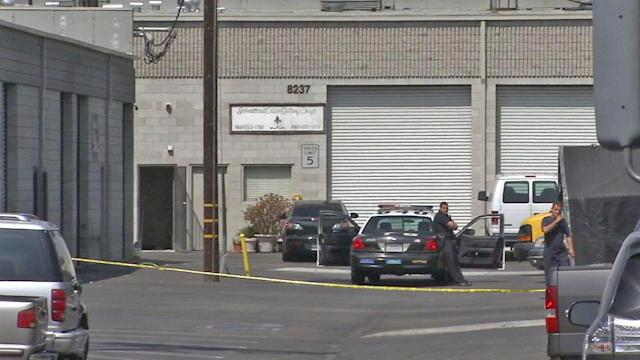 Man's shooting death leads LAPD to marijuana grow in Sun Valley