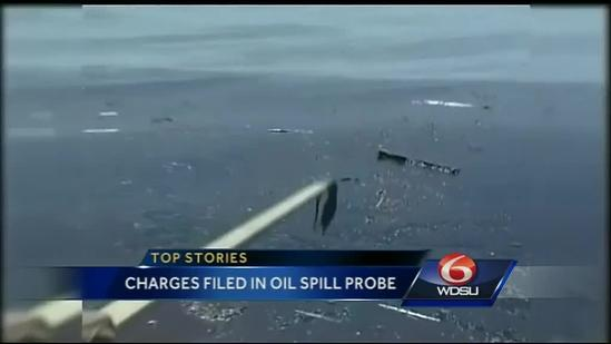 Halliburton manager charged with destroying evidence after BP's Gulf of Mexico oil spill