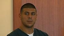 Raw: Hernandez Denied Bail in Murder Case