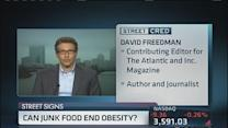 Healthy fast food boom