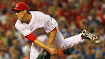 Homer Bailey out for the season