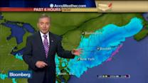 Blizzard Forecast: Snow, Cold Settle in Over Northeast