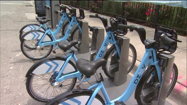 Divvy bikes will be available throughout winter