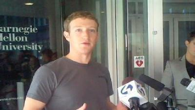 Facebook Founder Looking For Future Employees