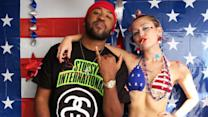 Miley Cyrus Parties in the U.S.A. With Epic Fourth of July Bash